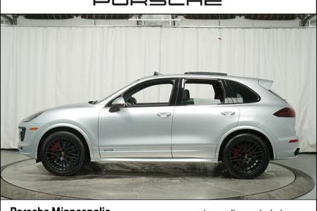 2017 Cayenne GTS picture #1