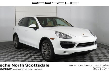 2014 Cayenne AWD 4dr S picture #1