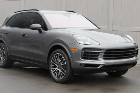 2019 Cayenne AWD picture #1