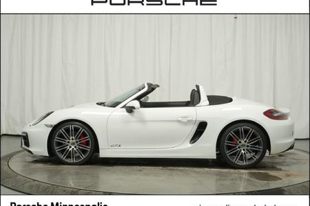 2015 Boxster 2dr Roadster GTS picture #1