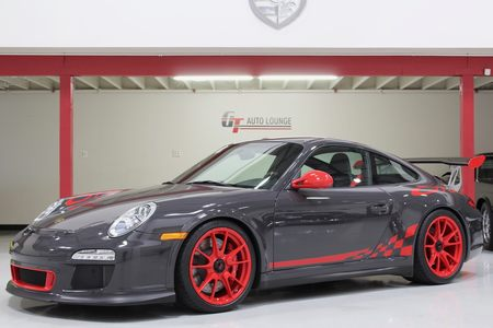 2011 GT3 RS picture #1