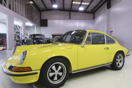 1973 911S 2.4 Sunroof Coupe picture #1