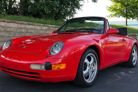 1995 Porsche picture #1