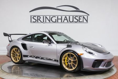2019 911 GT3 RS Weissach Package picture #1