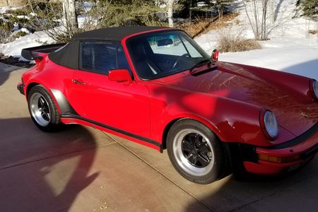 1988 930 Turbo picture #1
