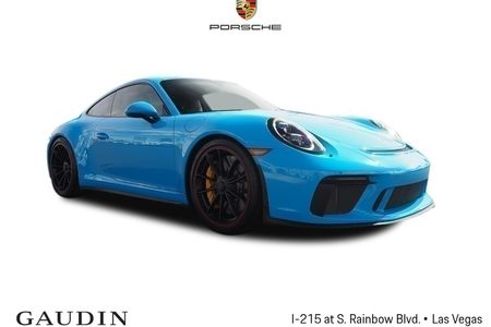 2018 911 GT3 picture #1