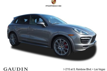 2014 Cayenne GTS picture #1