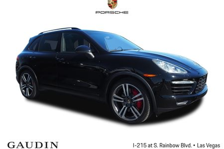 2012 Cayenne Turbo picture #1