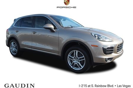 2016 Cayenne Base picture #1