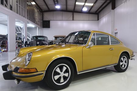 1973 911T Sunroof Coupe picture #1