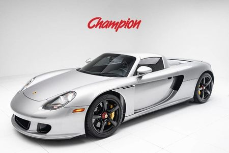 2005 Porsche Carrera GT picture #1