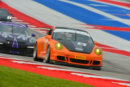 2008 GT3 Cup Car picture #1