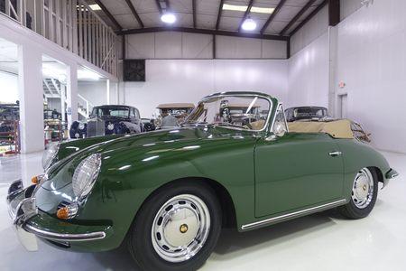 1965 356C Cabriolet picture #1
