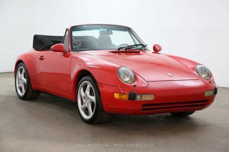 1995 993 Cabriolet picture #1