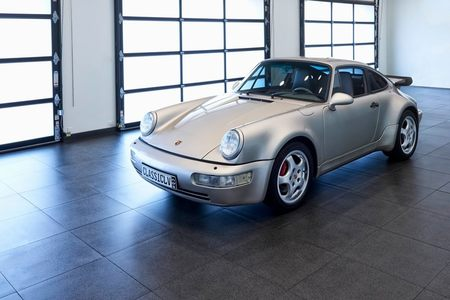 1991 911 Turbo picture #1