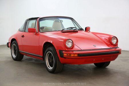 1977 911S Targa picture #1