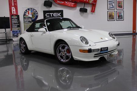 1995 Porsche 911 Carrera picture #1