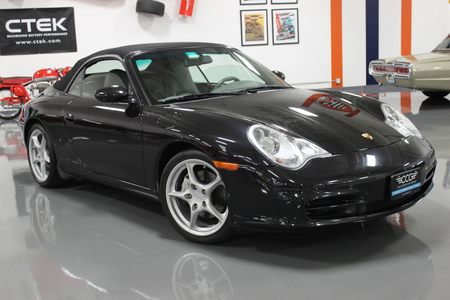 2003 Porsche 911 Carrera 4 picture #1