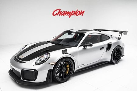 2018 Porsche 911 GT2 RS picture #1