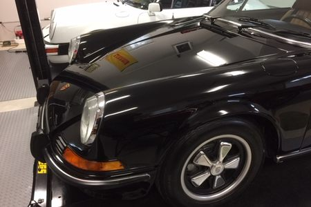 1973 Porsche 911E Targa picture #1