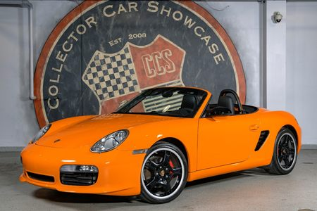 2008 Porsche Limited Edition Boxster S picture #1