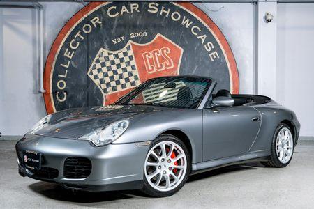 2004 Porsche 911 Carrera 4S Cabriolet picture #1