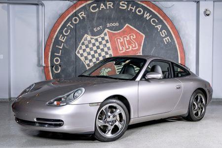 2001 Porsche 911 Carrera 4 Coupe picture #1