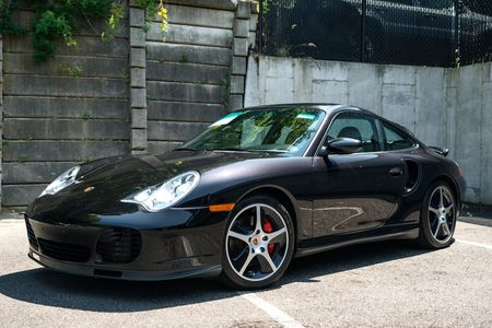 2004 Porsche 911 Turbo X50 Coupe picture #1