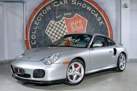 2001 Porsche 911 Turbo Coupe picture #1