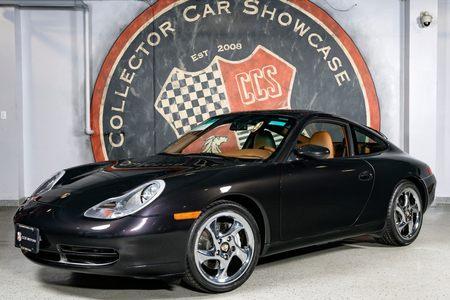 2000 Porsche 911 Carrera 4 Millennium Edition picture #1