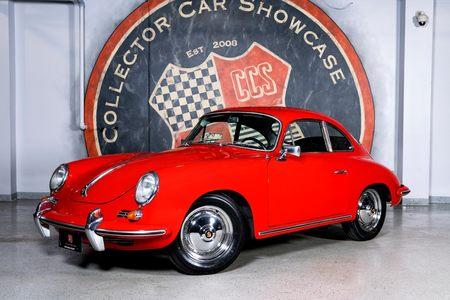 1962 Porsche 356 picture #1