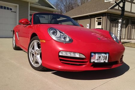 2011 Boxster picture #1