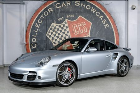 2007 Porsche 911 Turbo Coupe picture #1