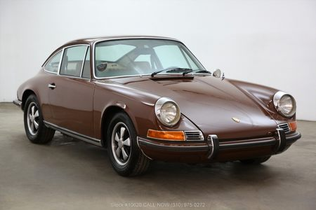 1969 911E Coupe picture #1