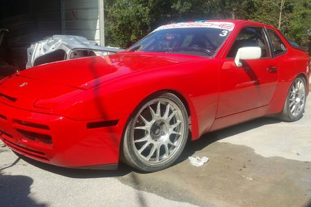 1988 944 Turbo (Track Car) picture #1
