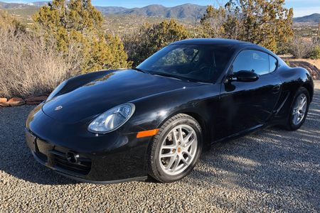 2007 Cayman picture #1