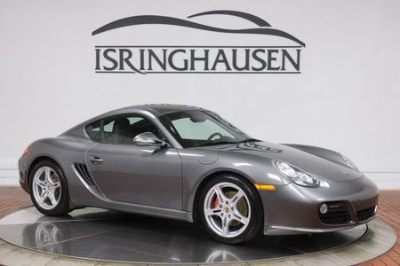 2010 Cayman S picture #1