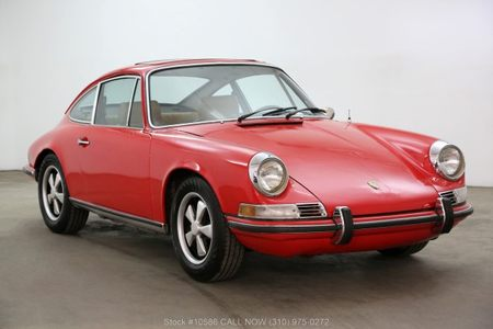 1970 911E Sportomatic Sunroof Coupe picture #1
