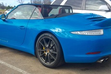 2014 991 c2s cabriolet with powerkit