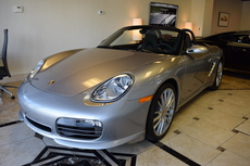 2008 boxster rs60 spyder