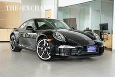 2016 porsche 911 carrera black edition