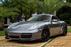 2006 cayman s tpc stage 2 turbo
