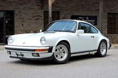 1985 911 carrera coupe