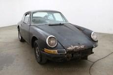 1966 porsche 912 3 gage coupe