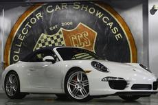 2013 carrera s cabriolet