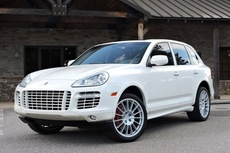 2009 cayenne turbo