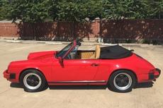 1988 carerra cabriolet