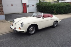 1961 356 roadster