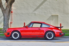 1987 porsche 911 carrera coupe g50