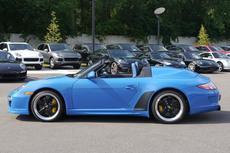 2011 911 2dr speedster